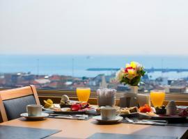 Ilkbal Deluxe Hotel Istanbul, 伊斯坦布尔