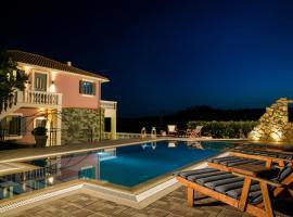 Villa Athinais, Lixoúrion