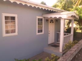 Flamboyant 1 Bedroom Gated Villa, Gros Islet