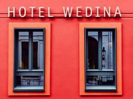 Hotel Wedina an der Alster,