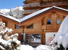 Mini Chalet Four Seasons, Verbier