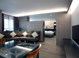 M1 Hotel North Point, Hongkong