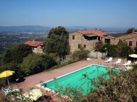 Farm stay Fienile 2, Paciano