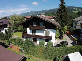 Chalet Berg & Bach, Kirchberg in Tirol