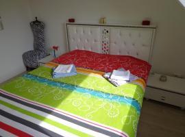 Apartments Stöcken - room agency