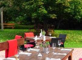 Hotel & Restaurant Lengefelder Warte