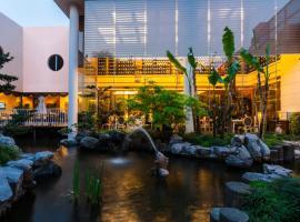 Grand Skylight Gardens Hotel Shanghai Bai Se Road, Шанхай