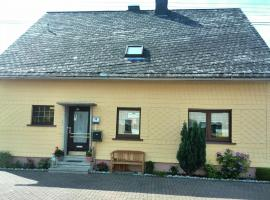 Cozy Apartment with Private Garden near Forest in Nisterau