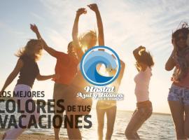 Hostal Azul y Blanco, Santa Cruz Huatulco