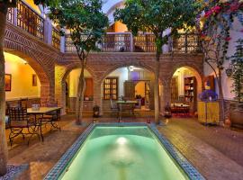 Riad Fleur d'Orient, Marrakesz
