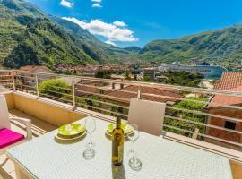 Apartment Luxury View, Kotor