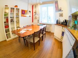Helsinki Plus Apartment Kallio,