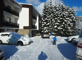 Penzion U Sochoru, Pec pod Sněžkou