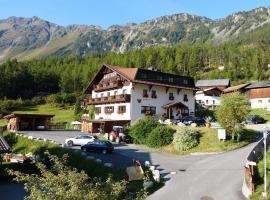 Alpengasthof Köfels, Umhausen