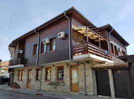 Tatjana Apartments, Nesebyr