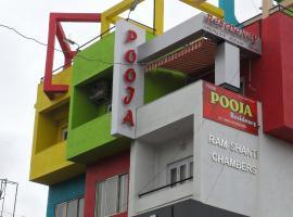 Hotel Pooja Residency, Sātāra