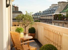 Résidence de l'Hôtel de l'Arcade, Париж