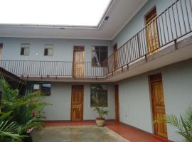 Urafiki House, Nkoanrua