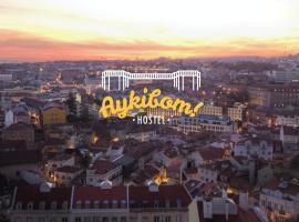 Aykibom Hostel, Lizbona