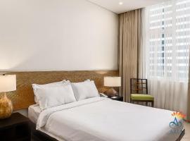 Azia Suites and Residences, Cebu Stadt