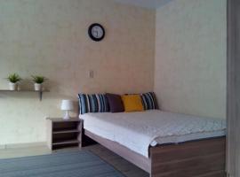Apartment on Dusi Kovalchuk, Nowosybirsk