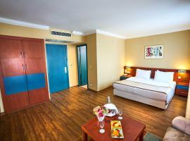 Feronya Hotel, Estambul