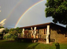 Cabaña Oreko, Hanga Roa