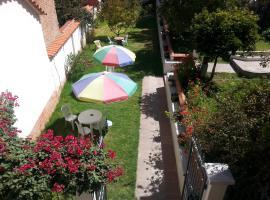 Villa Oropeza Guest House, Сукре