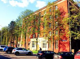 Hostel Shestoe Chuvstvo, Moskwa