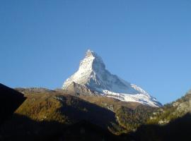 Ferienwohnung Haus Mia, Zermatt