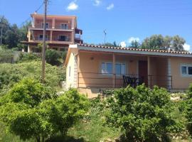 Takis & Eirini Family Apartments, Perama