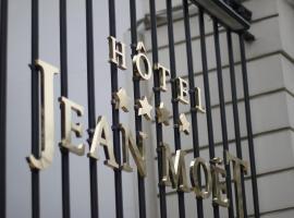 Hotel Jean Moët, Épernay