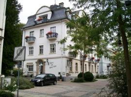 Hotel Weisses Haus, Bad Kissingen