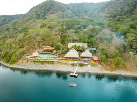 Apoyo Resort & Conference Center, La Laguna