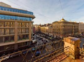 Ambitus Apartment, St. Petersburg