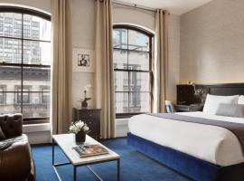 The Frederick Hotel,