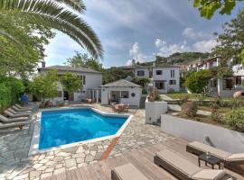 Aeolos Hotel & Villas, Pelion, Khorevtón