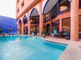 Hotel Les Trois Palmiers, Marrakech