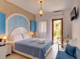 Hotel Agnadi - Horefto, Khorevtón
