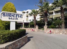 Sirene Beach Hotel, Ixiá