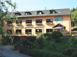 Waldhotel Albachmühle mit Albacher Stuben