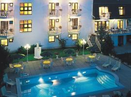 Hotel Monica, Prag