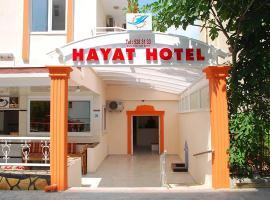 Hayat Apart Hotel, Alanya