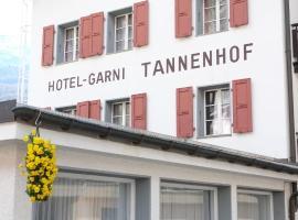 Hotel Tannenhof, Zermatt