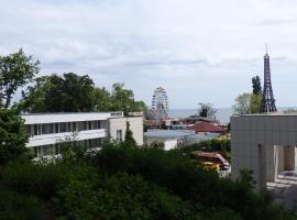 Hotel Mechta, Goldstrand