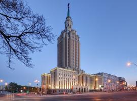 Hilton Moscow Leningradskaya, Moskou