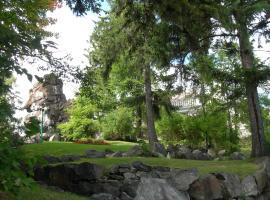 Le Manoir du Rocher, Shawinigan