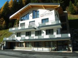 alpinea Appartements, Ischgl