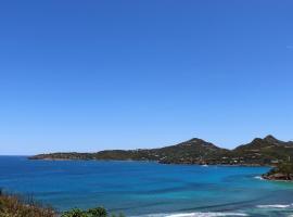 Le Nid d'Aigle, Gustavia