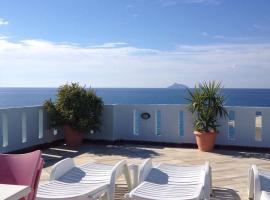 Kostas Rooms & Apartments, Kalamaki